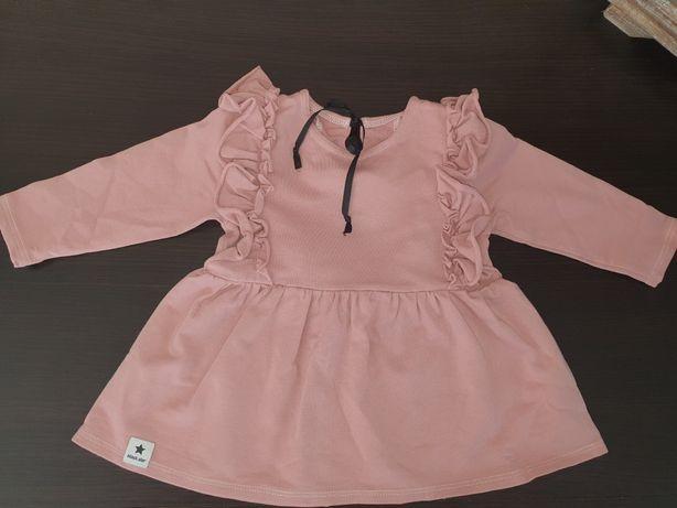 Sukienka handmade rozmiar 62