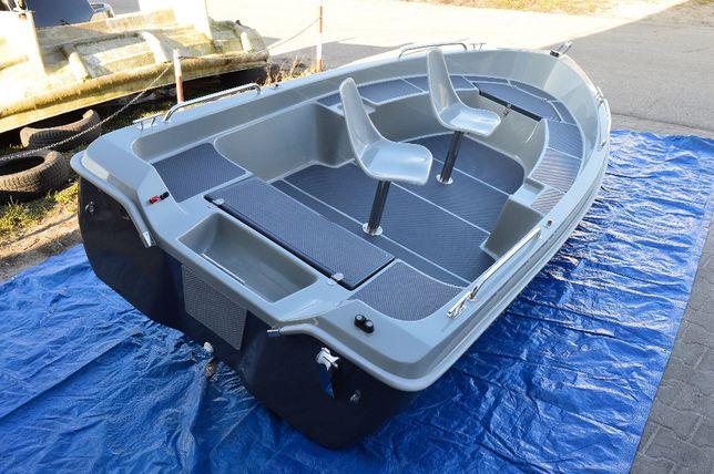 Łódka Wiosłowo-Wędkarska MANTA 360