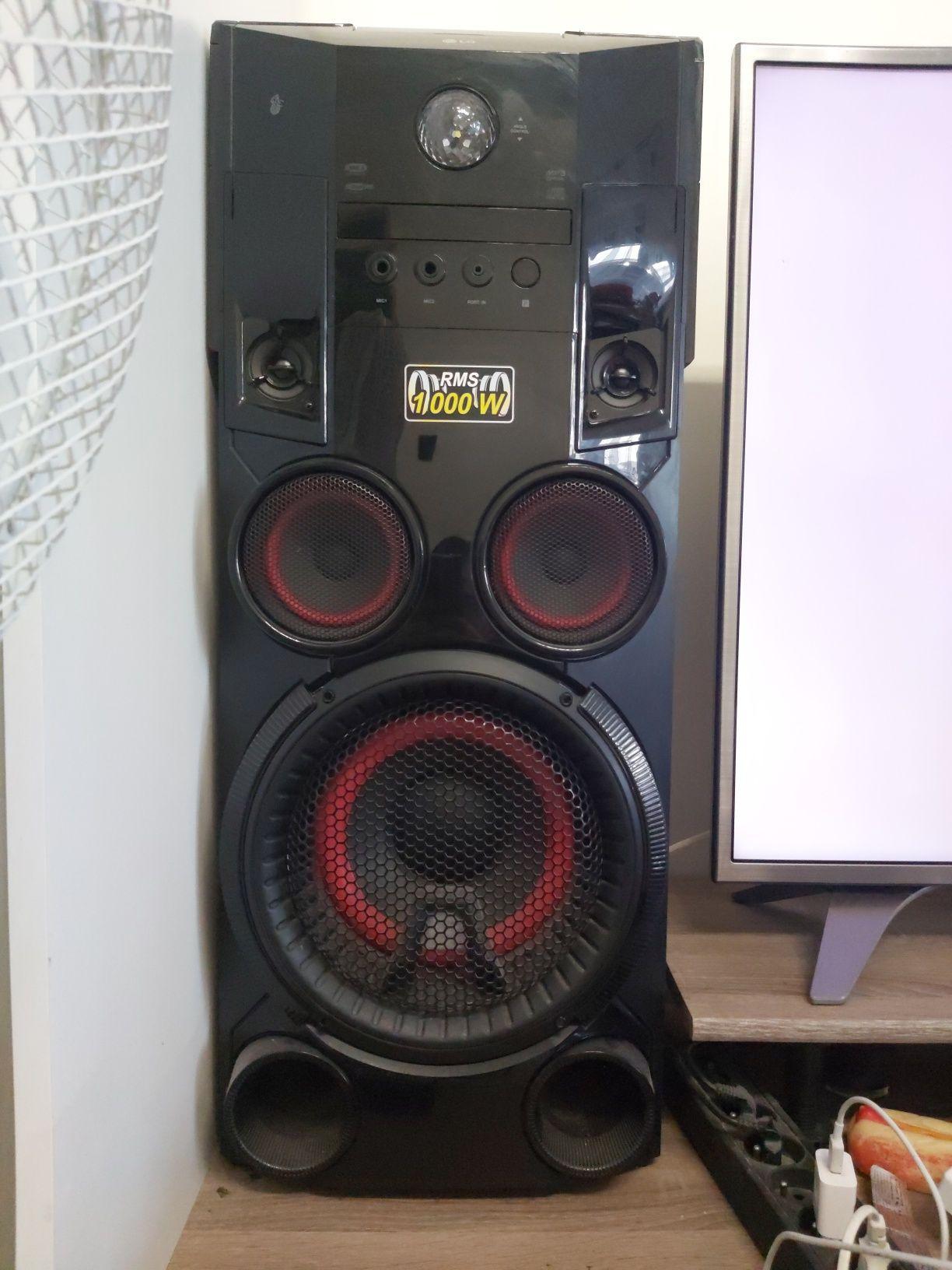 Power audi lg om 7650 glośnik urządzenie audio