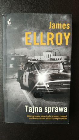 "James Ellroy ""Tajna sprawa"""