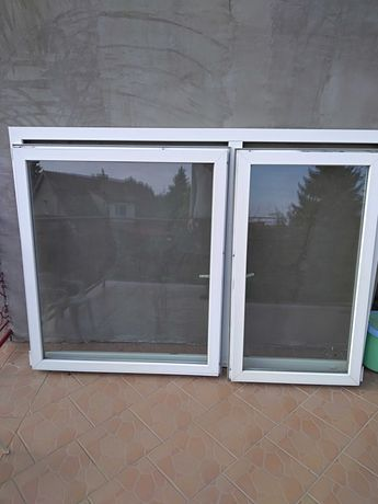 okno używane 198cmx138cm
