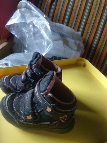 Buty jesienno zimowe dla dziewczynki, lupilu 23