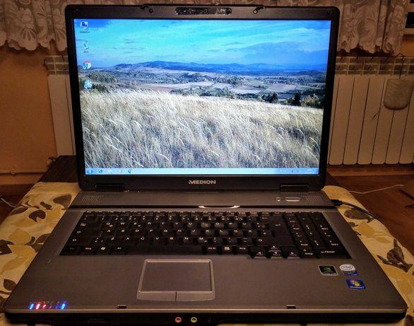 Super laptop  Windows7-64Bit Kamera Wifi 17cali Teams Zdalne