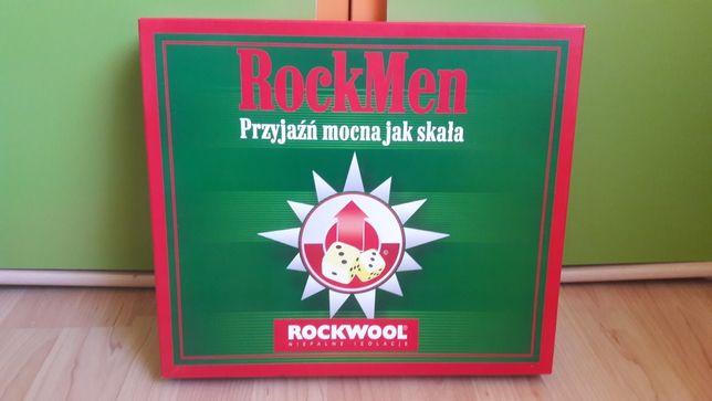 Gra RockMen z firmy Rockwool