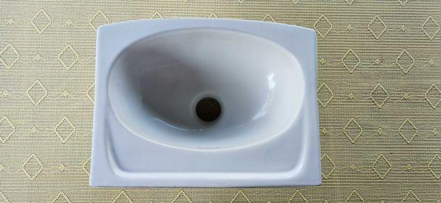 Umywalka 35 cm biała