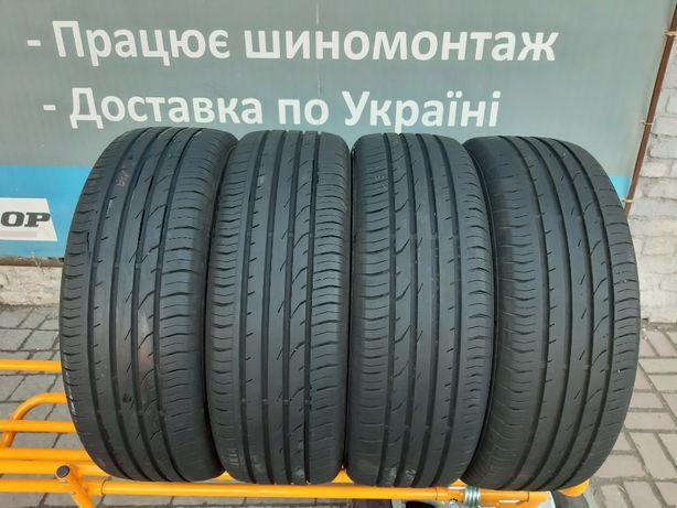 Літні шини фірма Continental 215*55R18