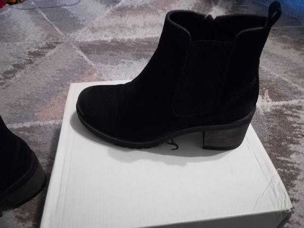 Botki  buty nowe 37