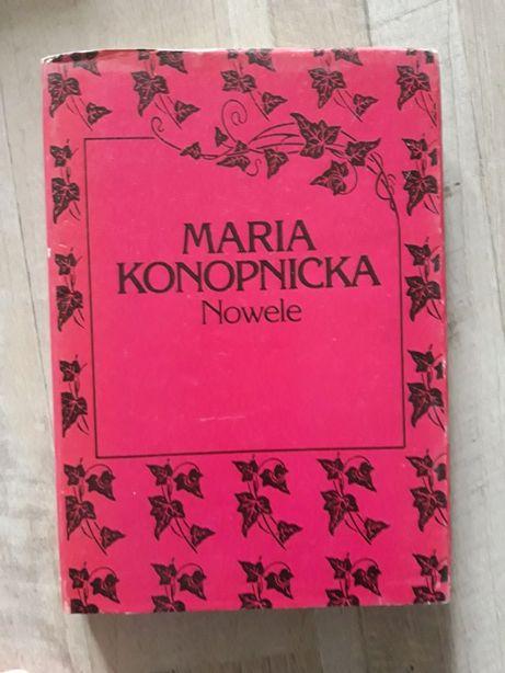 Maria Konopnicka - Nowele