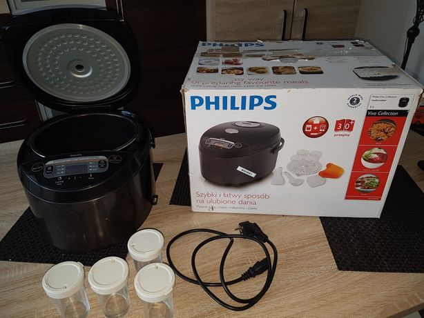 Nowy multicooker Philips