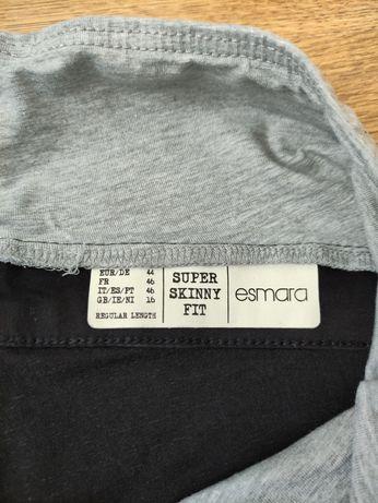 Spodnie ciążowe rozmiar 44 czarne