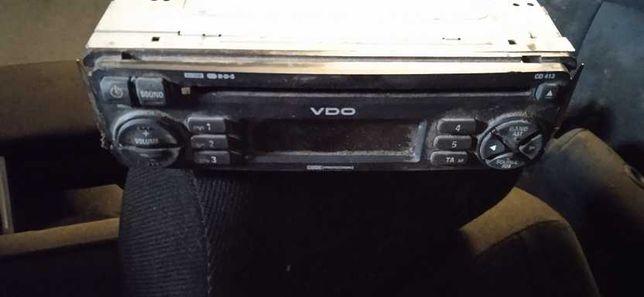 Radio VDO cd413  oryginal Vw, Audi