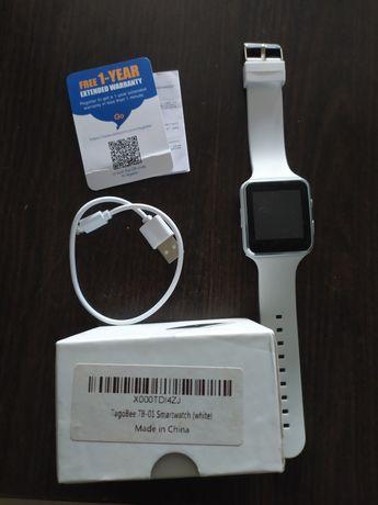 Nowy snart watch biały