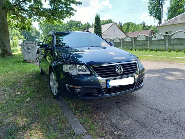 Volkswagen Passat b6 2.0tfsi 2006рік