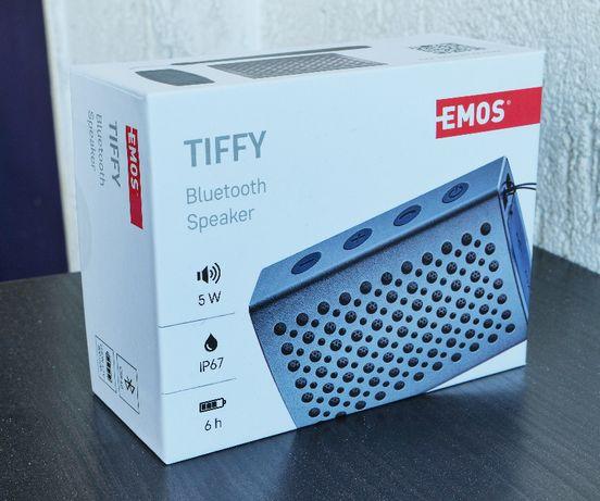 Głośnik Bluetooth EMOS Tiffy P9 (NOWY!)