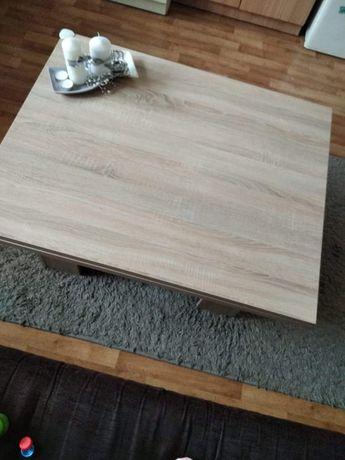 Ława z funkcją stołu, ławo- stół, stolik kawowy rozkładany