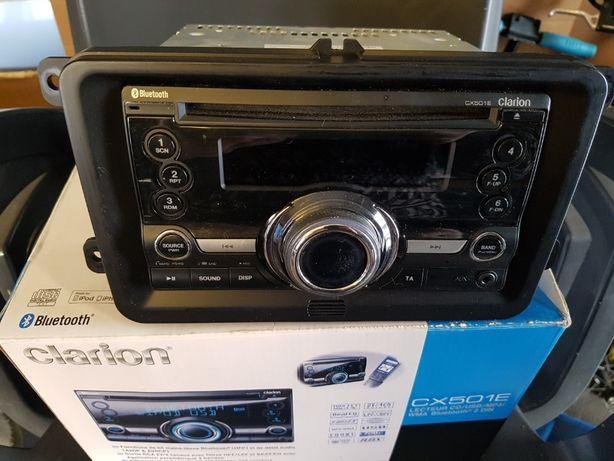 REZERWACJA Radioodtwarzacz  Radio Samochodowe CLARION CX591E Bluetooth