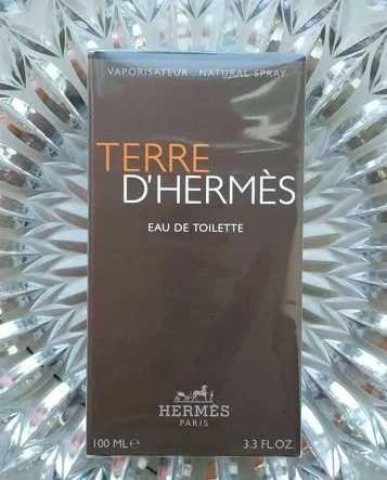 Мужская туалетная вода Hermes Terre D'Hermes 100 мл + ПОДАРОК