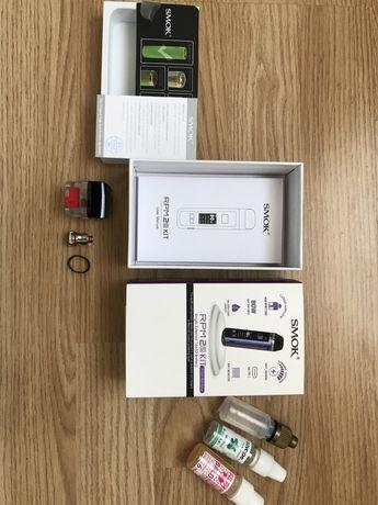 Pudełko po e-papierosie smok