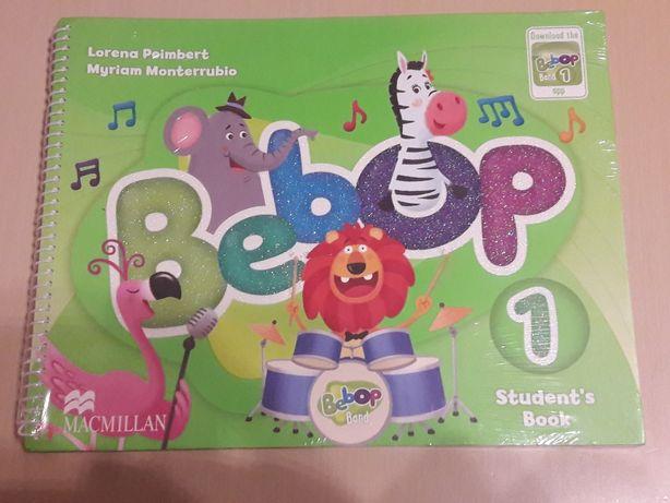 Bebop 1 student's Book j.angielski nowy