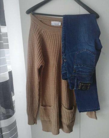 Zestaw Sweter +spodnie