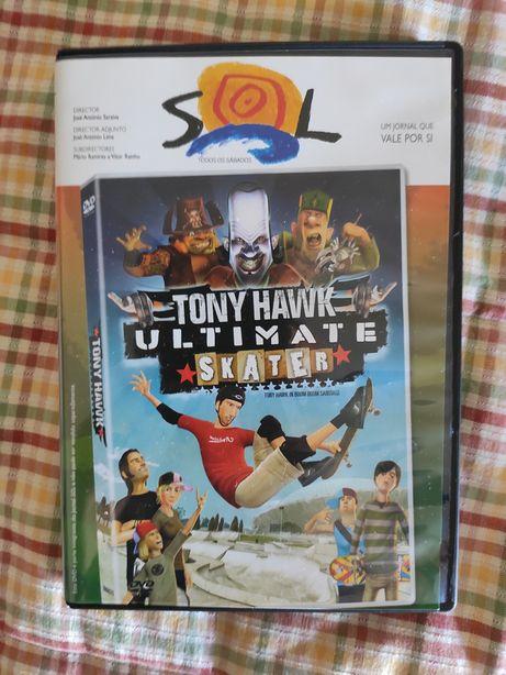 "DVD ""Tony Hawk: Ultimate Skater"""