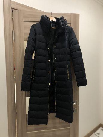Пуховик Mango, зимняя куртка