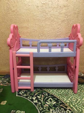 Ліжечко для ляльок