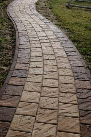 Kostka DEKORACYJNA brukowa chodnikowa BRAVIA 6,5cm