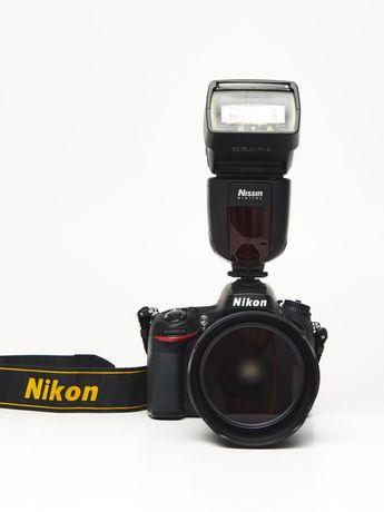 Nikon D610 + Sigma 50mm f/1,4 DG HSM Art + Lampa Di700A + torba GRATIS