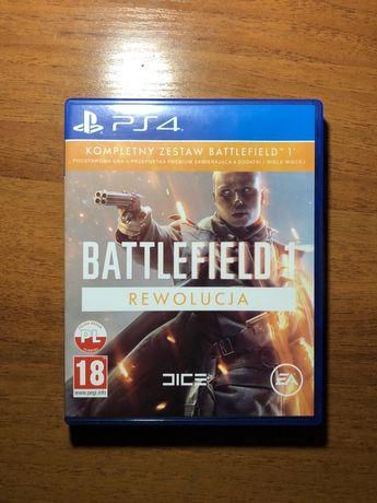 Battlefield 1 Rewolucja ps4 stan bdb polecam