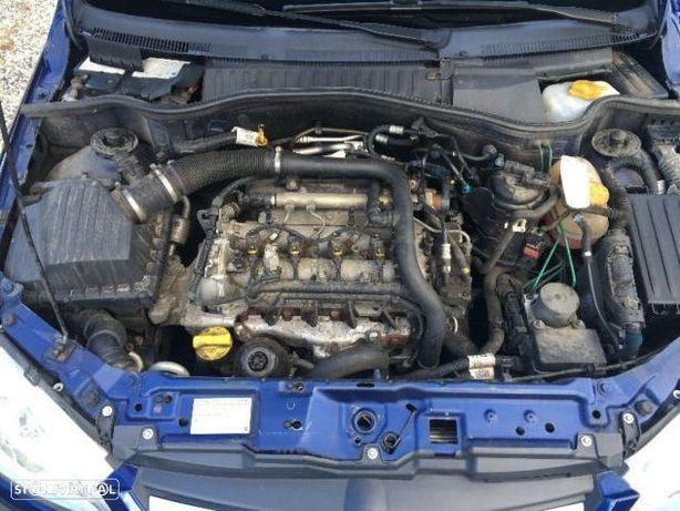 Motor Opel Agila A Combo Corsa C Meriva Tigra 1.3Cdti 69cv Z13DT Caixa de Velocidades Arranque