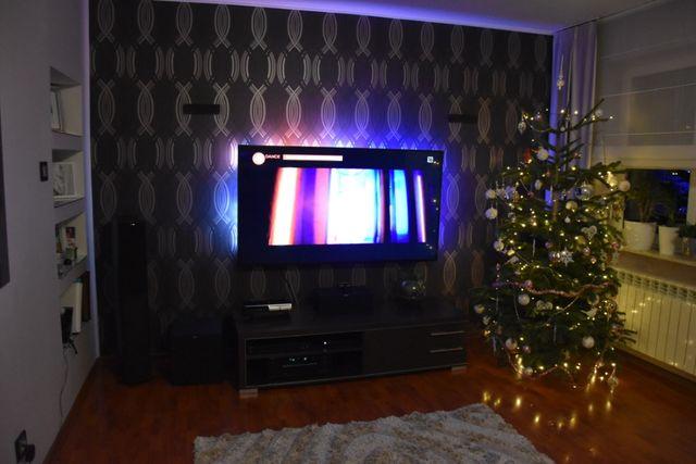 TV Philips 70 Cali 70PUS6704 4K UHD AMBILIGHT Gwarancja 11.2024 uchwyt