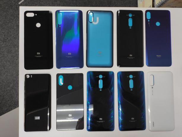 крышка Xiaomi 7a note5 6 7 8 9 mi 9t lit mi8 mi8 se mi5 6 note 9 7 8 p