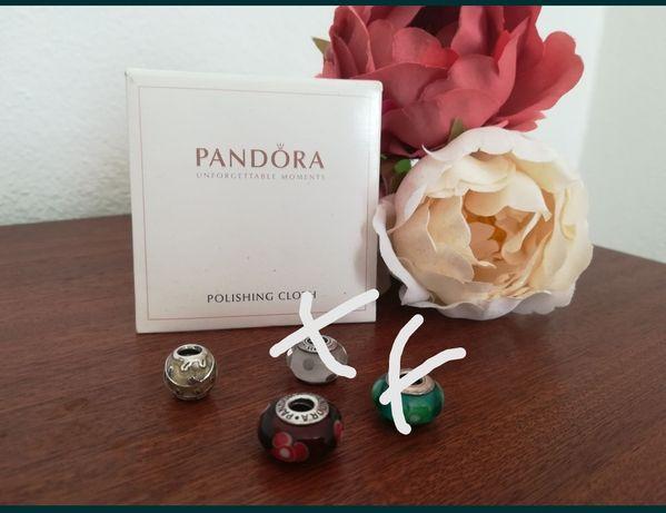 Contas / peças / muranos Pandora