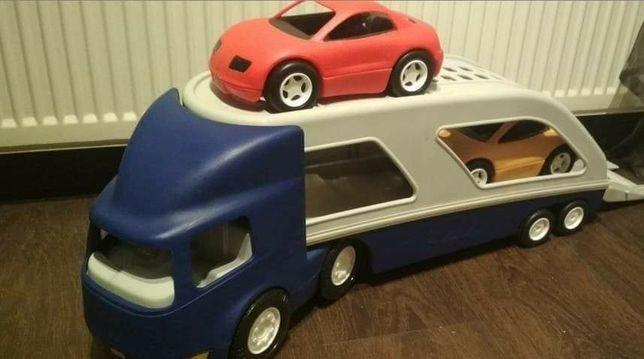 3 auta -Laweta litle tikes