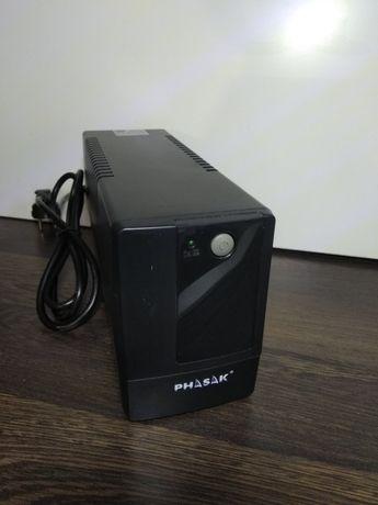Vendo UPS 400W com bateria nova.