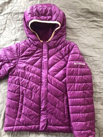 Демисезонная курточка Columbia для девочки