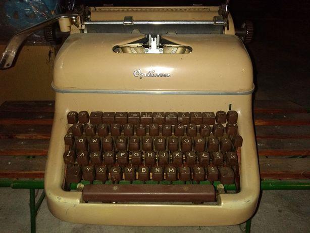 Maszyna do pisania Optima