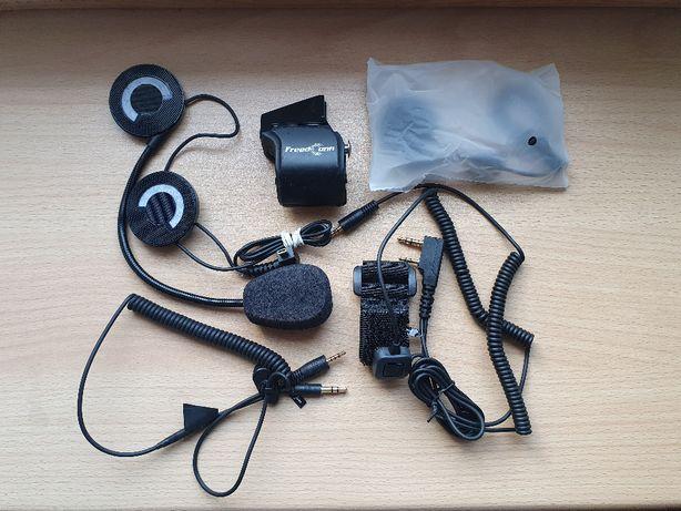 baza, zestaw słuchawkowy do Intercom FreedConn T-Rex + uszkodzony mod