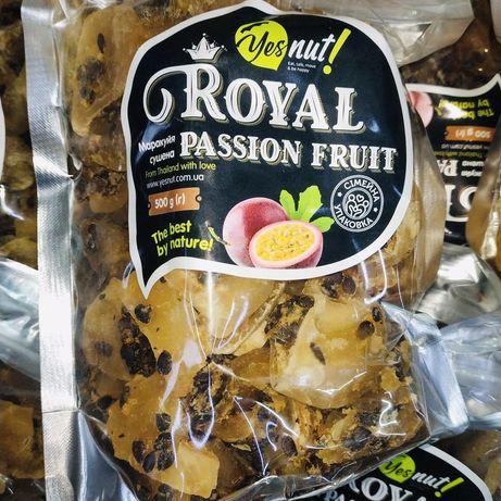 Маракуйя, сушёная, натуральная, без сахара, 500 грамм упаковка