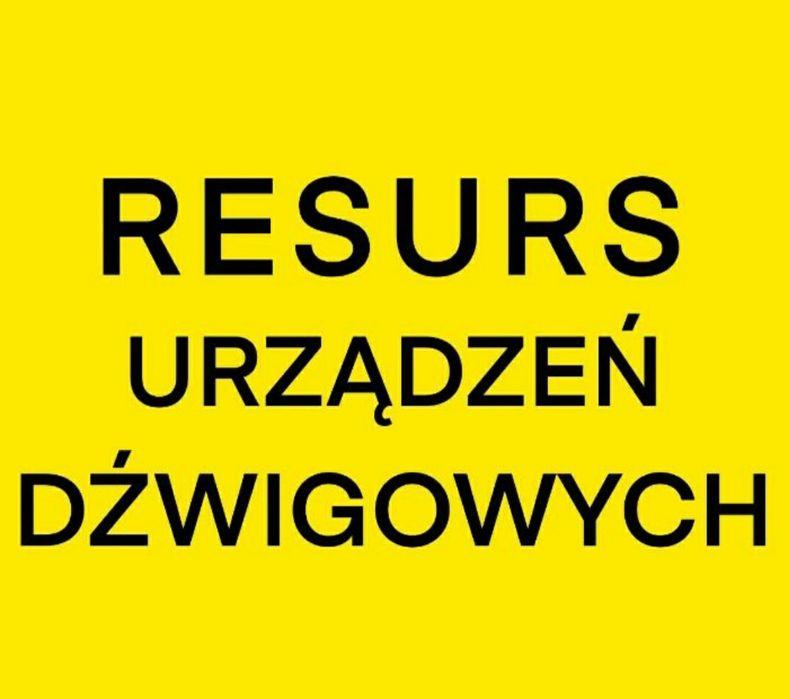 RESUS konserwator UDT naprawa wózków widłowych, podnośników, dźwigów Otmuchów - image 1