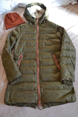 Женский демисезонный куртка пуховик Colins M