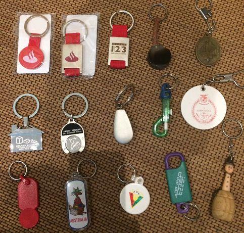 Porta - Chaves variados