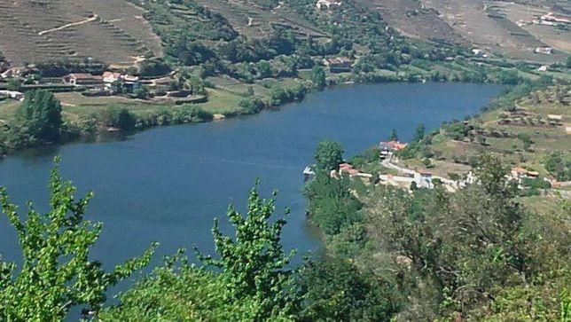 Moradia Penajóia com Vista para o Rio Douro