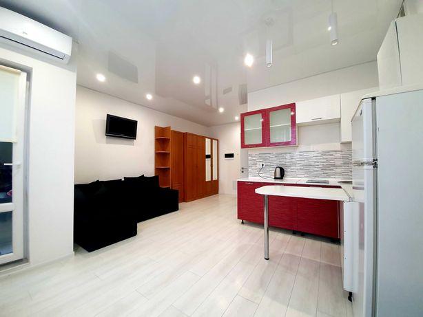 Аренда 1к квартиры -студия в закрытом ЖК «ParkLand»