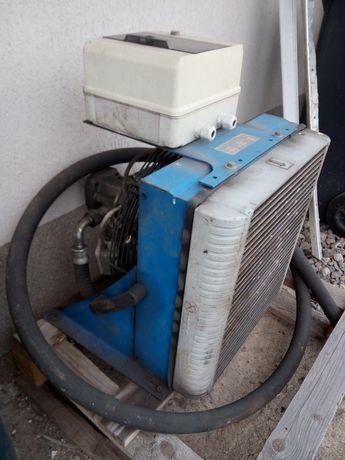 Chłodnica oleju hydraulicznego z pompą okazja