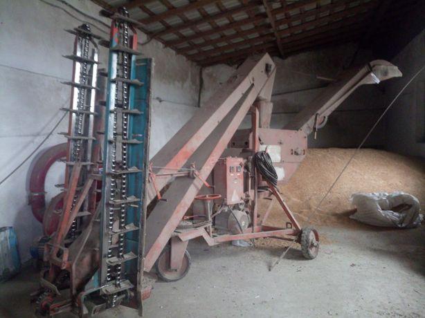 Зернонавантажувач ЗМ 60