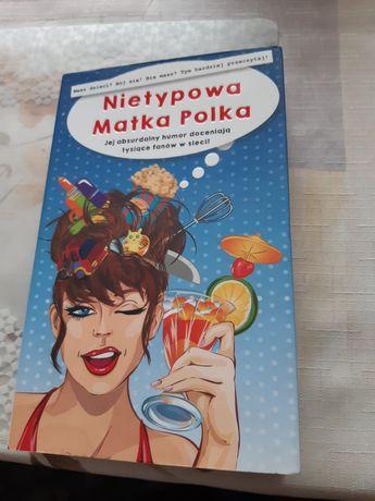 Książka nietypowa matka polka