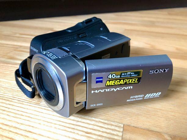 KAMERA SONY DCR-SR36 HDD + etui + instrukcja