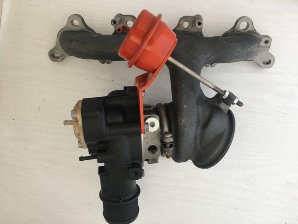 Turbosprężarka Hybryda Opel ASTRA,INSIGNIA,CORSA 1.6 Turbo 180 KM